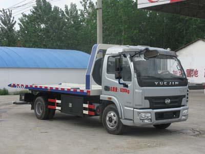 CLW5080TQZN4清障車