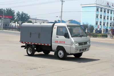 CLW5031ZLJ4型自卸式垃圾车