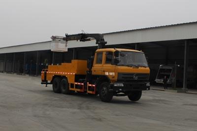 CLW5160JGKD4高空作業車