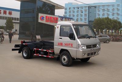 CLW5030ZXX4車廂可卸式垃圾車