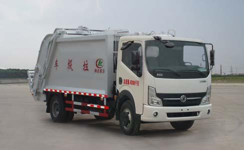 CLW5080ZYSD4型压缩式垃圾车