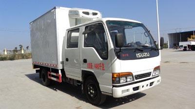 CLW5041XLCQ4型冷藏车