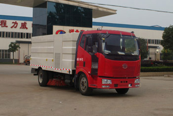 CLW5160TXSC4洗掃車