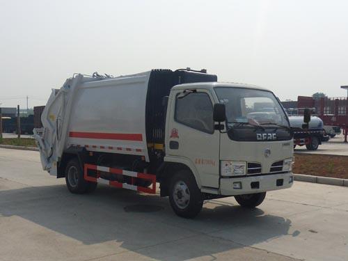 压缩式垃圾车(CSC5070ZYS4型压缩式垃圾车)