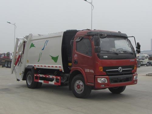 压缩式垃圾车(CSC5100ZYS4型压缩式垃圾车)