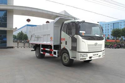 CLW5160ZLJC4型自卸式垃圾车