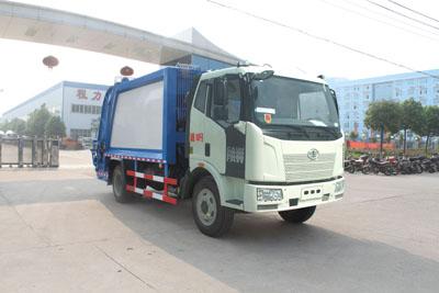 CLW5160ZYSC4型压缩式垃圾车