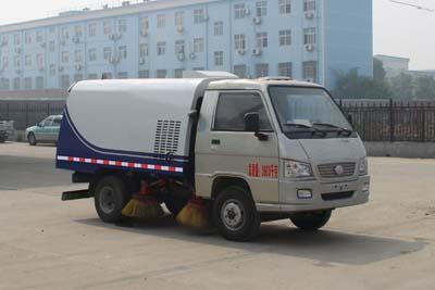 CLW5040TSLB4掃路車