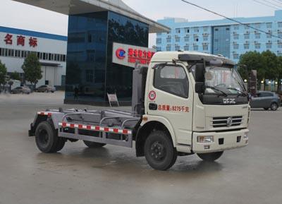 CLW5080ZXXD4車廂可卸式垃圾車