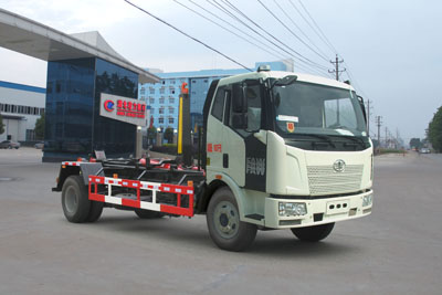 CLW5160ZXXC4車廂可卸式垃圾車