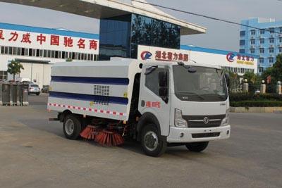 CLW5080TSL4掃路車