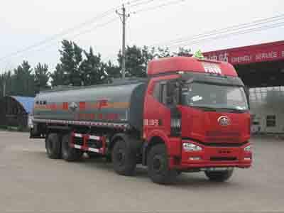 CLW5312GFWC4腐蝕性物品罐式運輸車