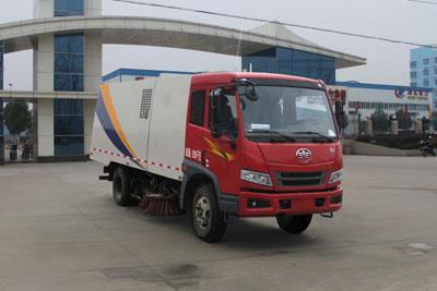 CLW5080TSLC4掃路車