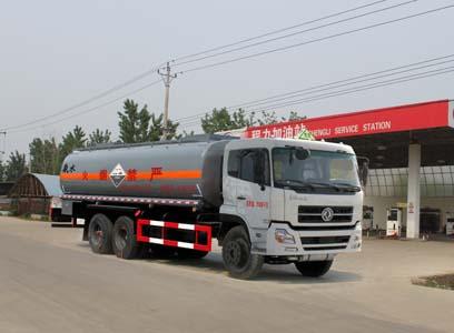 CLW5251GFWD4腐蝕性物品罐式運輸車