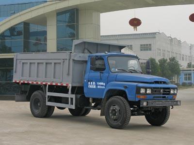 CLW5100ZLJT4型自卸式垃圾车