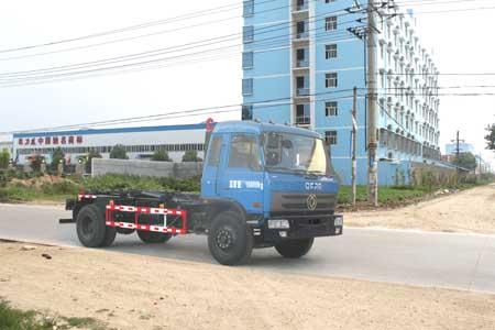 CLW5162ZXXT4車廂可卸式垃圾車