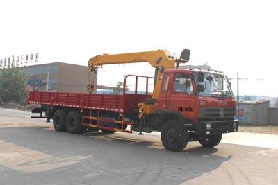 CLW5250JSQT4随车起重运输车
