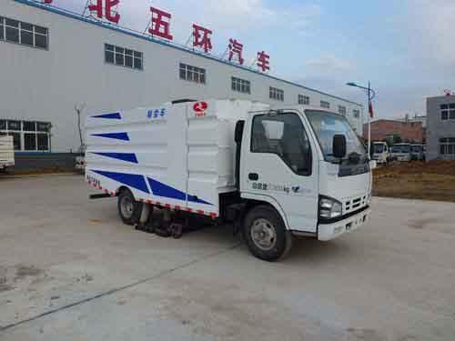 HCQ5072TXCQL吸塵車