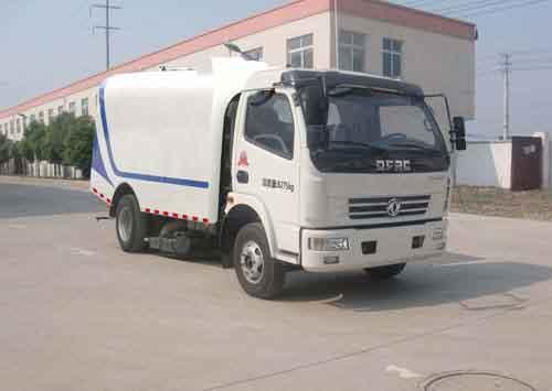 HCQ5081TXCDFA吸塵車