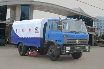 CLW5160TSLT4掃路車