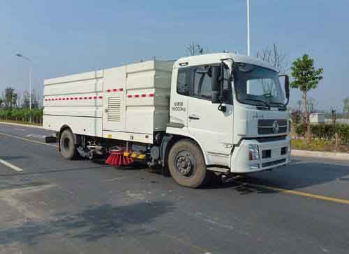 HCQ5160TXSBX5洗掃車