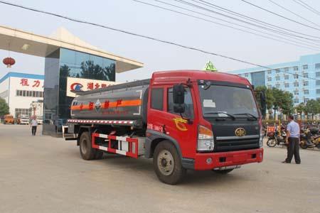 解放10噸氨水運輸車