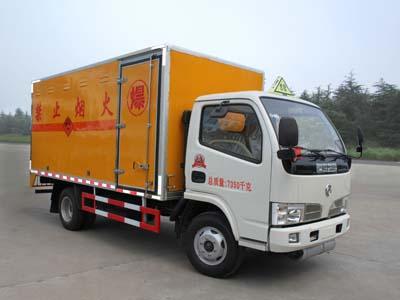 CLW5070XQYD4型爆破器材运输车