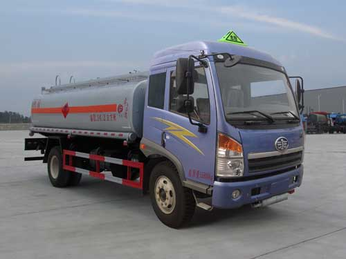 解放14.2方流動加油車