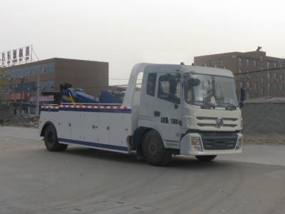 CLW5162TQZT4型清障车