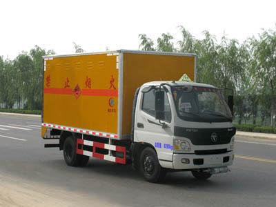 CLW5080XQYB4型爆破器材运输车