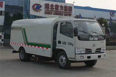 CLW5070TXC4吸塵車