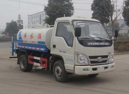 神狐牌2噸灑水車(HLQ5044GSSB)型