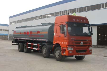 CLW5310GRYZ4型易燃液体罐式运输车