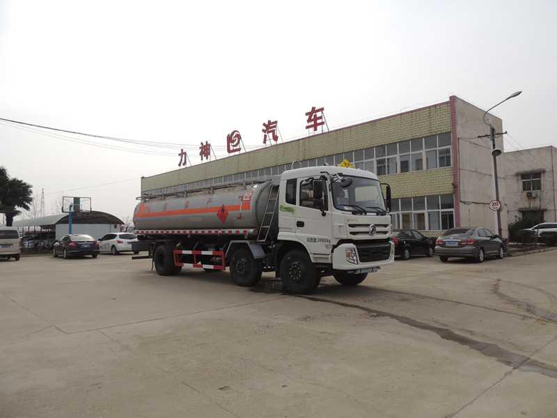 SLS5253GJYE4型加油車