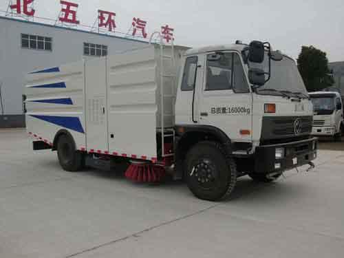 HCQ5162TXSGJ洗掃車