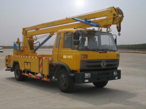 CLW5110JGK4型高空作业车