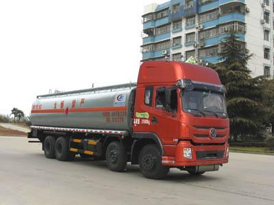 CLW5312GRYT4型易燃液体罐式运输车