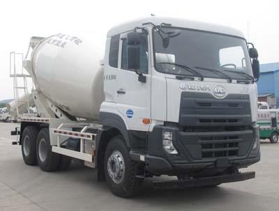 CLW5250GJBDN混凝土攪拌運輸車