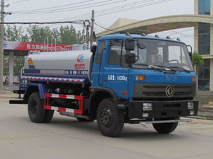 CLW5165GSSE4型洒水车
