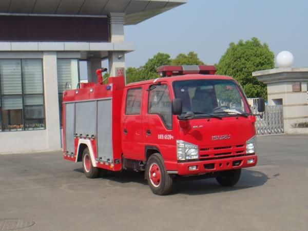 JDF5072GXFSG20C水罐消防车