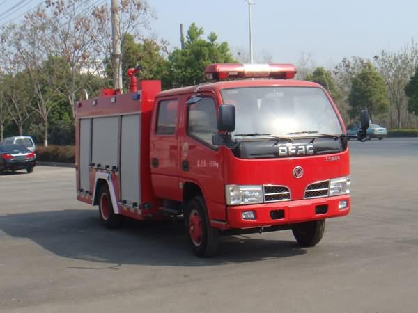 JDF5071GXFSG20A水罐消防车