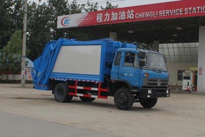 CLW5163ZYST4型压缩式垃圾车