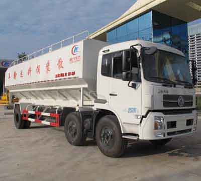 CLW5250ZSLD4型散装饲料运输车