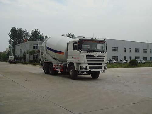 HCQ5256GJBSX混凝土攪拌運輸車