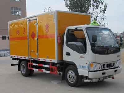 CLW5070XQYH4型爆破器材运输车