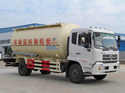 CLW5160GFLD4型低密度粉粒物料运输车