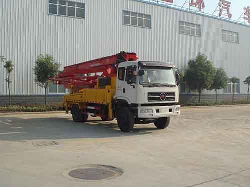 HCQ5160THBS混凝土泵車