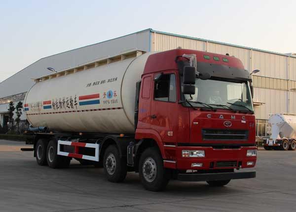 安徽开乐专用车辆AKL5310GFLHN02型低密度粉粒物料运输车