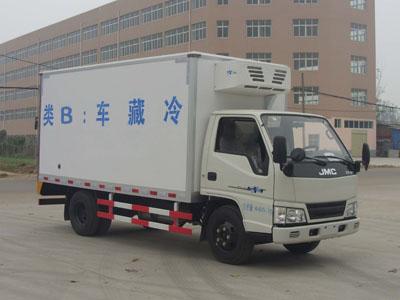 CLW5041XLCJ4型冷藏车