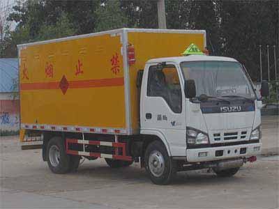 CLW5060XQYQ4型爆破器材运输车